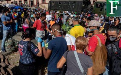 Régimen reportó 837 contagios y 8 fallecidos por covid-19