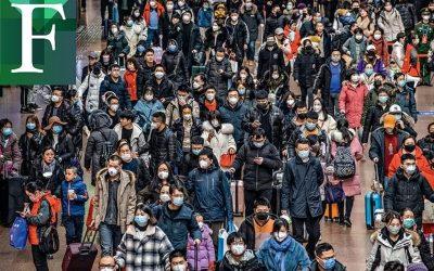 Casos de coronavirus en el mundo pasan la barrera de los 25 millones