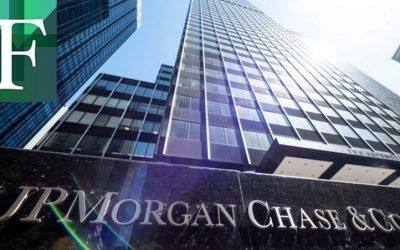 Los grandes bancos caen en Bolsa tras informe de investigación sobre blanqueo