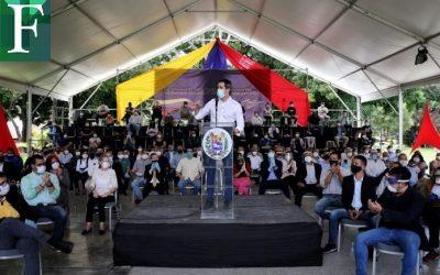 Pacto Unitario: La nueva propuesta de Guaidó