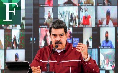 """""""Ley antibloqueo"""", el nuevo invento de Maduro para intentar superar las crisis económica"""