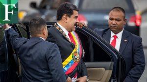 """EE.UU. tilda a Maduro como """"el capo"""" del narcotráfico en el continente"""
