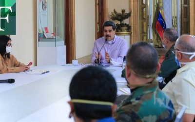 Con ocho fallecidos y más de 1.100 contagios en 24 horas, Maduro anuncia flexibilización en toda Venezuela