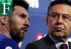 El Barcelona al padre de Messi: No negociaremos la salida del jugador