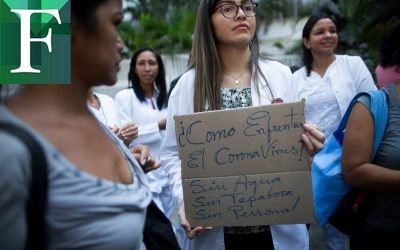 200 trabajadores de la salud han muerto en Venezuela de covid-19