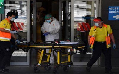 OMS: En los próximos meses la mortalidad por la pandemia aumentará en Europa