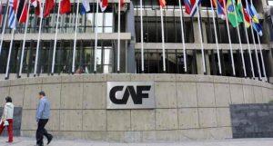 La CAF emitió $ 750 millones en bonos para promover la reactivación de América Latina
