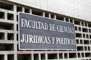 Escuela de Derecho de la UCV rechaza convocatoria electoral del 6D