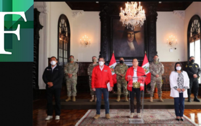 Nuevos audios refuerzan que el presidente de Perú ocultó el caso Swing