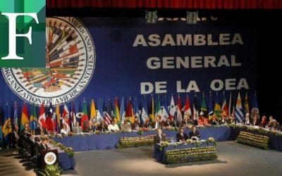 OEA rechazó elecciones en Venezuela el 6 D con 21 votos
