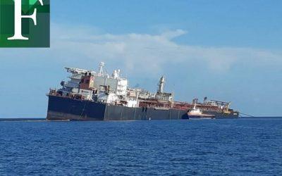 PDVSA descargará el Nabarima «que no se hundía»
