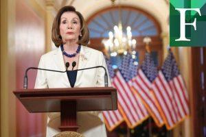 Pelosi lanzó ultimátum de 48 horas a la Casa Blanca para acuerdo de auxilio económico