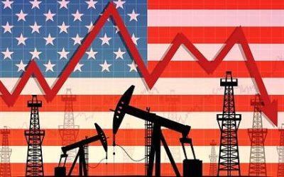Reservas de gasolina suben en EE UU y el petróleo sufre fuerte baja