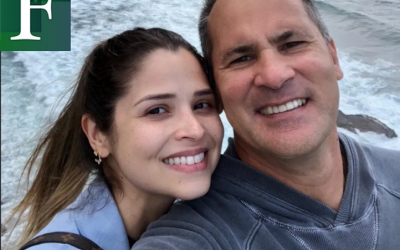 Esposa de Vizquel mostró pruebas de la acusación al expelotero