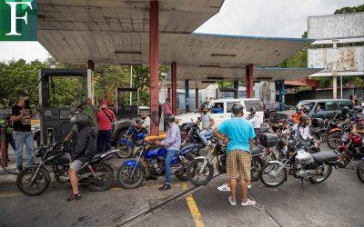 Maduro anunció nuevo plan para el suministro y distribución de gasolina