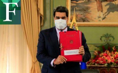 Régimen de Maduro pretende rematar Venezuela