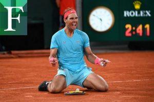 Nadal humilló a Djokovic y se tituló en Roland Garros