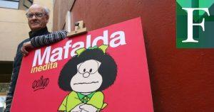 Adiós a Quino, el creador de la inolvidable Mafalda
