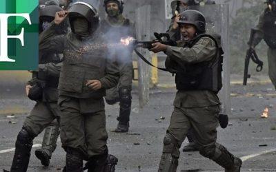 Intervención humanitaria la única salida a la crisis de Venezuela
