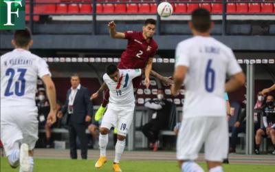 Vinotinto cayó 0-1 ante Paraguay