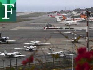 INAC respalda propuesta para la reactivación de vuelos en noviembre