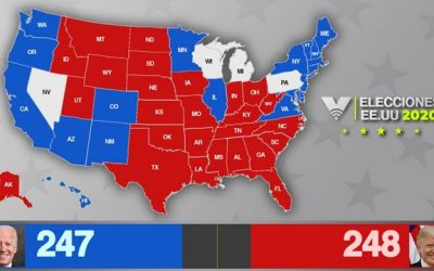Elecciones de Estados Unidos: Donald Trump más cerca de la reelección