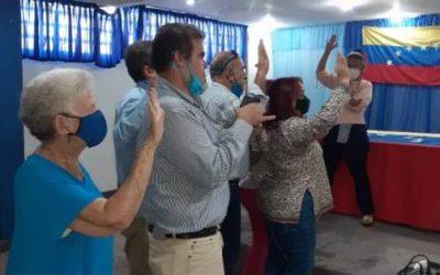 Juramentado Comité para la Consulta Popular en el estado Bolívar