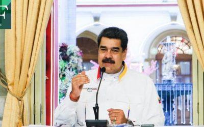 Maduro reitera  vacunación masiva contra el Covid-19 en abril
