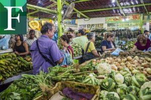 70% de los caraqueños afirman que su consumo de alimentos disminuyó en noviembre