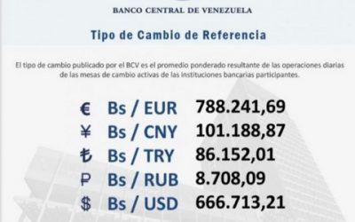 Dólar oficial acelera el paso y se acerca al paralelo