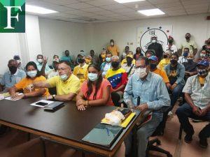 PJ Bolívar invita a participar sin miedo en la consulta popular