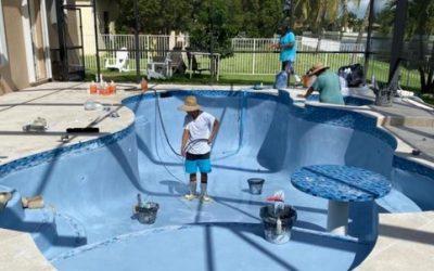 En Blue Label Pools Remodelamos y mantenemos la piscina de tus sueños