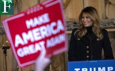Melania dejará a Donald Trump al abandonar la Casa Blanca
