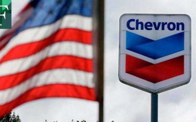 EEUU extiende la licencia a Chevron para operar en Venezuela hasta junio de 2021