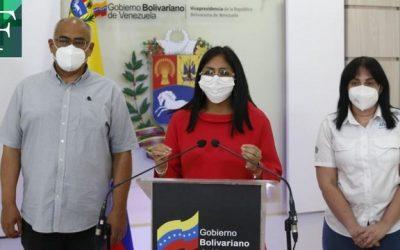 Venezuela registra 441 nuevos casos de Covid-19