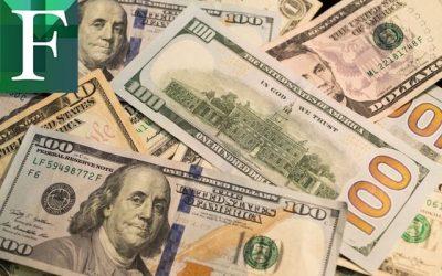 Dólar superó los 600.000 con aumento diario de 45 mil bolívares