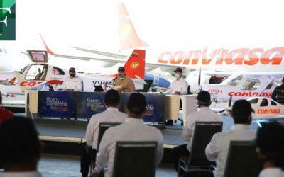 Maduro anunció apertura de nuevos vuelos internacionales