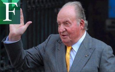 Abren una nueva investigación por blanqueo de capitales contra Juan Carlos I