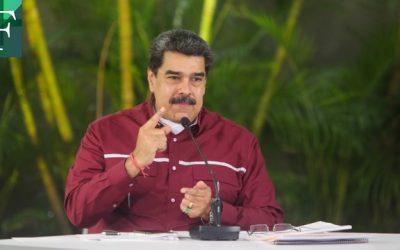 Maduro: Tras la derrota de Trump trabajaremos para retomar diálogos decentes con EEUU