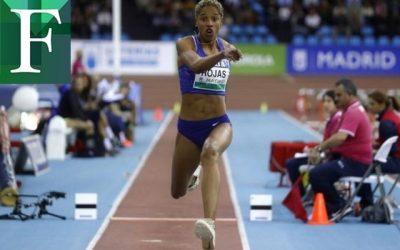 Yulimar Rojas entre las diez candidatas a mejor atleta del año