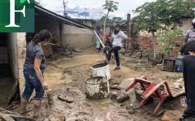 $20 millones costará subsanar daños por las lluvias en Táchira