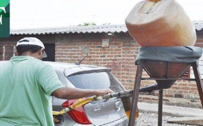 Roban crudo de Pdvsa y fabrican gasolina artesanal