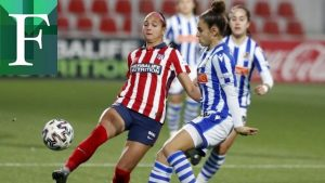 Deyna Castellanos despidió 2020 con una victoria para el Atlético