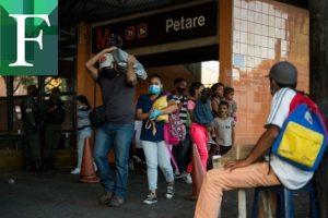 Una Venezuela desgastada lucha por sobrevivir enfrenta un régimen incapaz