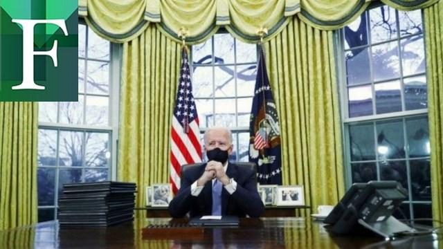 Las 17 primeras medidas con las que Biden revierte las políticas de Trump