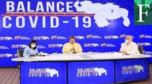 Maduro anuncia  'las gotas milagrosas de José Gregorio Hernández' para el coronavirus