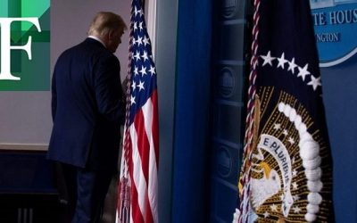Cámara de Representantes de EE. UU. obtiene la mayoría de votos para acusar a Trump