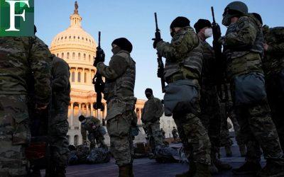 """El Estado Mayor asegura que protegerá la Constitución """"contra cualquier enemigo interior"""""""
