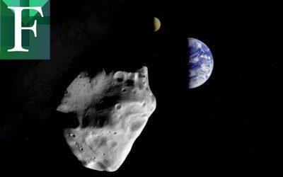 La NASA estudia un asteroide gigante capaz de provocar el fin del mundo