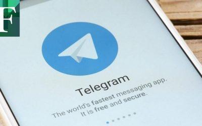 Telegram se convierte en la segunda aplicación más descargada en EE.UU